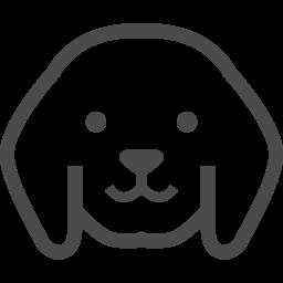 ゴールデンレトリバーのピクト2 アイコン素材ダウンロードサイト Icooon Mono 商用利用可能なアイコン素材が無料 フリー ダウンロードできるサイト