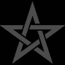 五芒星のイラスト アイコン素材ダウンロードサイト Icooon Mono 商用利用可能なアイコン素材が無料 フリー ダウンロードできるサイト