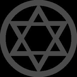 魔方陣のアイコン3 アイコン素材ダウンロードサイト Icooon Mono 商用利用可能なアイコン素材が無料 フリー ダウンロードできるサイト