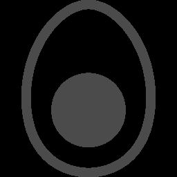 ゆでたまごのイラスト アイコン素材ダウンロードサイト Icooon Mono 商用利用可能なアイコン素材が無料 フリー ダウンロードできるサイト