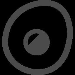 目玉焼きのフリーイラスト アイコン素材ダウンロードサイト Icooon Mono 商用利用可能なアイコン素材が無料 フリー ダウンロードできるサイト
