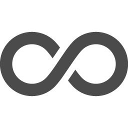 無限の記号 アイコン素材ダウンロードサイト Icooon Mono 商用利用可能なアイコン素材が無料 フリー ダウンロードできるサイト