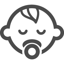 赤ちゃんのフリーアイコン11 アイコン素材ダウンロードサイト Icooon Mono 商用利用可能なアイコン素材が無料 フリー ダウンロードできるサイト