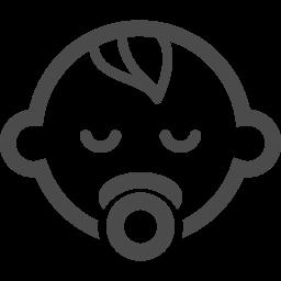 赤ちゃんのフリーアイコン11 アイコン素材ダウンロードサイト Icooon Mono 商用利用可能なアイコン 素材が無料 フリー ダウンロードできるサイト