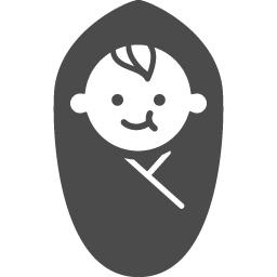 赤ちゃんのフリーアイコン16 アイコン素材ダウンロードサイト Icooon Mono 商用利用可能なアイコン 素材が無料 フリー ダウンロードできるサイト