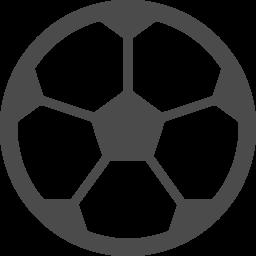 サッカーボールのアイコン アイコン素材ダウンロードサイト Icooon Mono 商用利用可能なアイコン素材が無料 フリー ダウンロードできるサイト