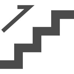 階段ピクトグラム4 アイコン素材ダウンロードサイト Icooon Mono 商用利用可能なアイコン素材が無料 フリー ダウンロードできるサイト