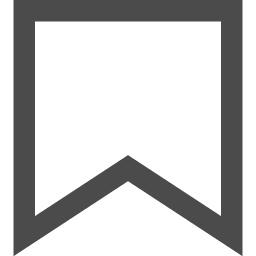 ブックマークのアイコン4 アイコン素材ダウンロードサイト Icooon Mono 商用利用可能なアイコン 素材が無料 フリー ダウンロードできるサイト