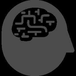 脳のフリーアイコン10 アイコン素材ダウンロードサイト Icooon Mono 商用利用可能なアイコン 素材が無料 フリー ダウンロードできるサイト