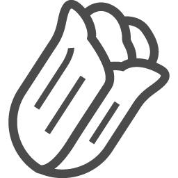 白菜の無料アイコン1 アイコン素材ダウンロードサイト Icooon Mono 商用利用可能なアイコン 素材が無料 フリー ダウンロードできるサイト