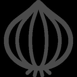 たまねぎイラスト1 アイコン素材ダウンロードサイト Icooon Mono 商用利用可能なアイコン素材が無料 フリー ダウンロードできるサイト