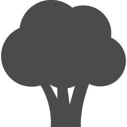 ブロッコリーアイコン1 アイコン素材ダウンロードサイト Icooon Mono 商用利用可能なアイコン素材が無料 フリー ダウンロードできるサイト