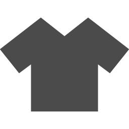 Vネックtシャツの無料アイコン1 アイコン素材ダウンロードサイト Icooon Mono 商用利用可能なアイコン素材が無料 フリー ダウンロードできるサイト