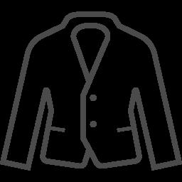 ジャケットのイラスト素材2 アイコン素材ダウンロードサイト Icooon Mono 商用利用可能なアイコン素材が無料 フリー ダウンロードできるサイト