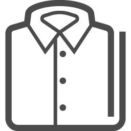 Yシャツアイコン3 アイコン素材ダウンロードサイト Icooon Mono 商用利用可能なアイコン素材が無料 フリー ダウンロードできるサイト