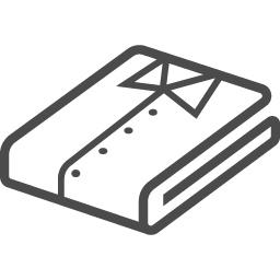 Yシャツの無料アイコン4 アイコン素材ダウンロードサイト Icooon Mono 商用利用可能なアイコン素材が無料 フリー ダウンロードできるサイト