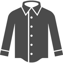 Yシャツアイコン6 アイコン素材ダウンロードサイト Icooon Mono 商用利用可能なアイコン素材が無料 フリー ダウンロードできるサイト