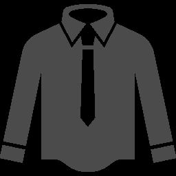Yシャツアイコン8 アイコン素材ダウンロードサイト Icooon Mono 商用利用可能なアイコン素材が無料 フリー ダウンロードできるサイト
