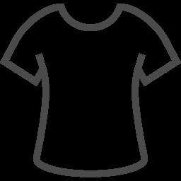 Tシャツアイコン9 アイコン素材ダウンロードサイト Icooon Mono 商用利用可能なアイコン素材が無料 フリー ダウンロードできるサイト