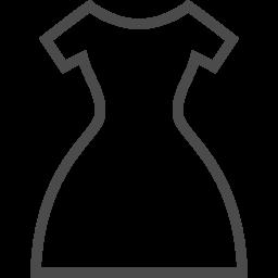 ドレスの無料アイコン2 アイコン素材ダウンロードサイト Icooon Mono 商用利用可能なアイコン素材が無料 フリー ダウンロードできるサイト