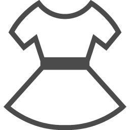 ワンピースアイコン2 アイコン素材ダウンロードサイト Icooon Mono 商用利用可能なアイコン 素材が無料 フリー ダウンロードできるサイト