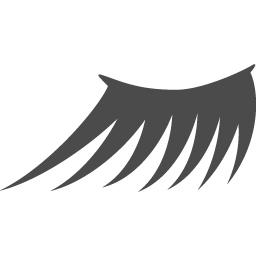 つけまつげアイコン アイコン素材ダウンロードサイト Icooon Mono 商用利用可能なアイコン素材が無料 フリー ダウンロードできるサイト