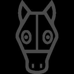 競走馬アイコン2 アイコン素材ダウンロードサイト Icooon Mono 商用利用可能なアイコン素材が無料 フリー ダウンロードできるサイト