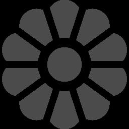 花アイコン7 アイコン素材ダウンロードサイト Icooon Mono 商用利用可能なアイコン素材が無料 フリー ダウンロードできるサイト