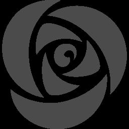 バラの無料アイコン2 アイコン素材ダウンロードサイト Icooon Mono 商用利用可能なアイコン素材が無料 フリー ダウンロードできるサイト