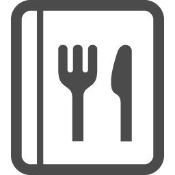 食事メニューフリー素材2 アイコン素材ダウンロードサイト Icooon Mono 商用利用可能なアイコン素材が無料 フリー ダウンロードできるサイト