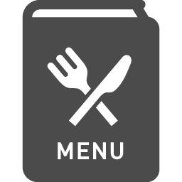 食事メニューの無料アイコン3 アイコン素材ダウンロードサイト Icooon Mono 商用利用可能なアイコン 素材が無料 フリー ダウンロードできるサイト