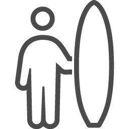サーフィンフリー素材3 アイコン素材ダウンロードサイト Icooon Mono 商用利用可能なアイコン素材が無料 フリー ダウンロードできるサイト