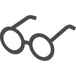 丸メガネアイコン3 アイコン素材ダウンロードサイト Icooon Mono 商用利用可能なアイコン素材が無料 フリー ダウンロードできるサイト
