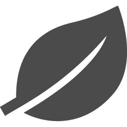 葉っぱアイコン アイコン素材ダウンロードサイト Icooon Mono 商用利用可能なアイコン素材が無料 フリー ダウンロードできるサイト