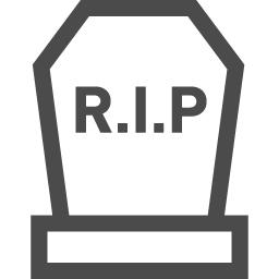 お墓のイラスト素材3 アイコン素材ダウンロードサイト Icooon Mono 商用利用可能なアイコン素材が無料 フリー ダウンロードできるサイト