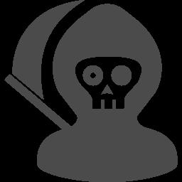 Reaper Icon 1 アイコン素材ダウンロードサイト Icooon Mono 商用利用可能なアイコン素材が無料 フリー ダウンロード できるサイト