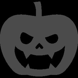 ジャック オ ランタンの無料アイコン7 アイコン素材ダウンロードサイト Icooon Mono 商用利用可能なアイコン素材が無料 フリー ダウンロードできるサイト