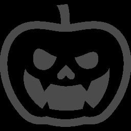 ジャック オ ランタン アイコン8 アイコン素材ダウンロードサイト Icooon Mono 商用利用可能なアイコン素材が無料 フリー ダウンロードできるサイト