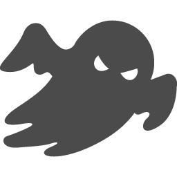 ゴーストアイコン3 アイコン素材ダウンロードサイト Icooon Mono 商用利用可能なアイコン素材が無料 フリー ダウンロードできるサイト