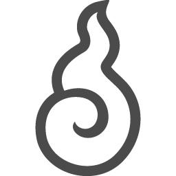 人魂アイコン1 アイコン素材ダウンロードサイト Icooon Mono 商用利用可能なアイコン素材が無料 フリー ダウンロードできるサイト