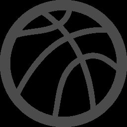 バスケットボールのフリー素材5 アイコン素材ダウンロードサイト Icooon Mono 商用利用可能なアイコン素材が無料 フリー ダウンロードできるサイト