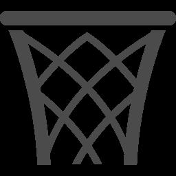 バスケットゴールの無料アイコン2 アイコン素材ダウンロードサイト Icooon Mono 商用利用可能なアイコン素材が無料 フリー ダウンロードできるサイト