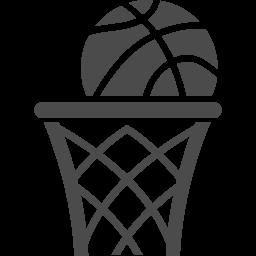 バスケットゴールアイコン4 アイコン素材ダウンロードサイト Icooon Mono 商用利用可能なアイコン 素材が無料 フリー ダウンロードできるサイト