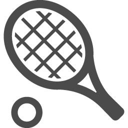テニスのフリー素材2 アイコン素材ダウンロードサイト Icooon Mono 商用利用可能なアイコン素材 が無料 フリー ダウンロードできるサイト