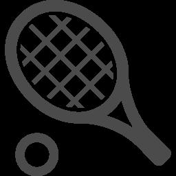 テニスのフリー素材2 アイコン素材ダウンロードサイト Icooon Mono 商用利用可能なアイコン素材が無料 フリー ダウンロードできるサイト