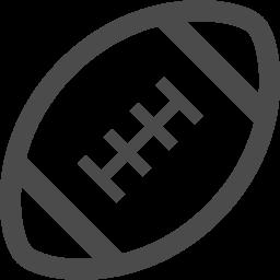 ラグビーの無料アイコン1 アイコン素材ダウンロードサイト Icooon Mono 商用利用可能なアイコン 素材が無料 フリー ダウンロードできるサイト