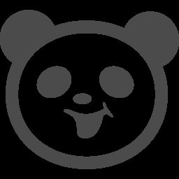 パンダアイコン4 アイコン素材ダウンロードサイト Icooon Mono 商用利用可能なアイコン素材が無料 フリー ダウンロードできるサイト