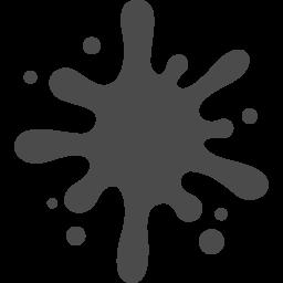 ペンキ跡アイコン1 アイコン素材ダウンロードサイト Icooon Mono 商用利用可能なアイコン素材が無料 フリー ダウンロードできるサイト