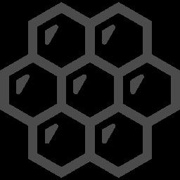 ハチミツのイラスト3 アイコン素材ダウンロードサイト Icooon Mono 商用利用可能なアイコン素材が無料 フリー ダウンロードできるサイト
