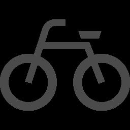 自転車の無料アイコン4 アイコン素材ダウンロードサイト Icooon Mono 商用利用可能なアイコン 素材が無料 フリー ダウンロードできるサイト